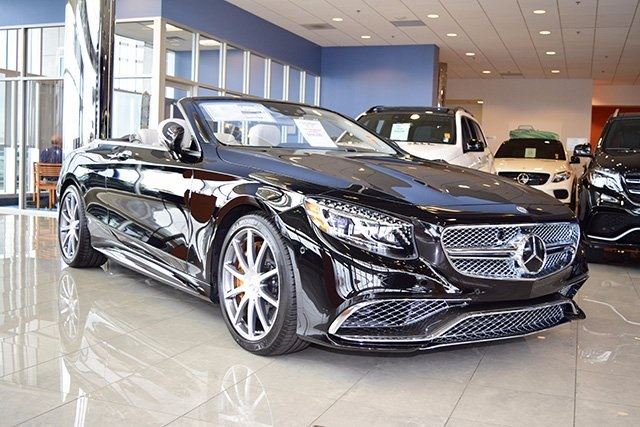 New 2017 Mercedes Benz S Class S65 Amg 174 Cabriolet In